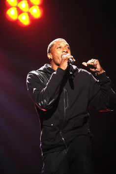 lecrae | 42nd annual gma dove awards show in this photo lecrae lecrae performs ...