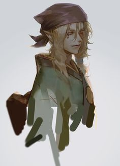 By Alle page Character Concept, Concept Art, Character Design, Anime Kunst, Anime Art, Character Illustration, Illustration Art, Types Of Demons, Elf Man