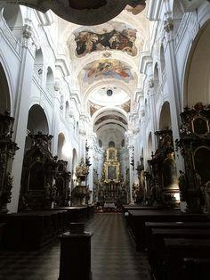 Prague- St. Thomas church