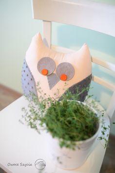 #owoceszycia Maskotka sowa   owl toy
