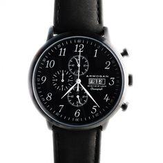 Armogan-9 Montres, St Louis, Chronographe, Esprit, Mode, Style Homme 8617ea7aca9e