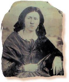 Mary Delilah Price-Layton - Cherokee - 1880