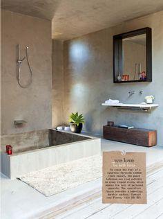 Mooi inspiratie beeld voor betonlookdesign.nl