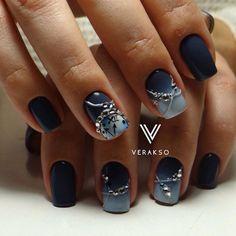 Маникюр №3175 - самые красивые фото дизайна ногтей. Идеи рисунков на ногтях на любой вкус. Будь самой привлекательной!