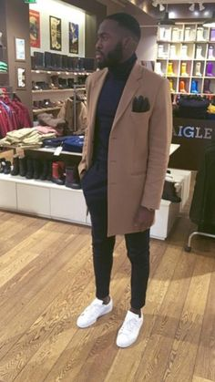Fashion Tips Quotes .Fashion Tips Quotes Black Men Street Fashion, Moda Streetwear, Stylish Mens Outfits, Casual Outfits, Smart Casual Men, Mens Fashion Suits, Well Dressed Men, Mode Style, Mens Clothing Styles