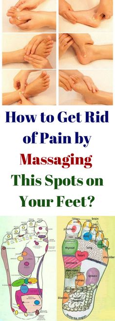 "Even though it maybe sounds a bit crazy, there are points on the foot which are linked to the organs in the body. By massaging the foot's organ-linked points you are actually stimulating that organ's work. In case you know how to massage these points or to know exactly where there are, you are ""master"" of reflexology."