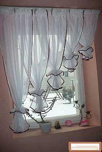 Ötletes Blog: Különlegesen felhelyezett függönyök