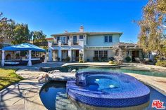 Gary Sinise 5,200 sq ft Calabasas home is on the market for $3.895 million.