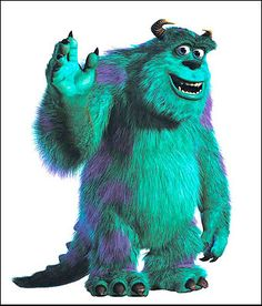 Sulivan (Sully) from Monster's Inc.