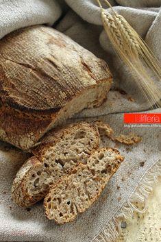 Bread Recipes, Baking Recipes, Pain Pizza, Biscuit Bread, Rustic Bread, No Knead Bread, Vegan Bread, Bread And Pastries, Vegan Sweets