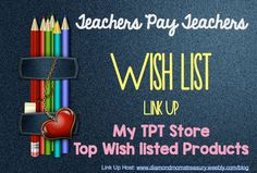 I love this compilation of resources! Worth checking it out! It is a compilation of the top wish listed items from Teaching Elementary and Beyond's Teacher Pay Teachers store.