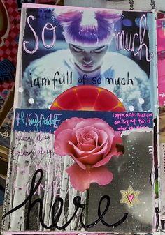 Kelly Kilmer Artist and Instructor: 26 December 2014 Journal Page