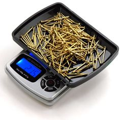 US Balance US-Magnum Digital Pocket Scale Maximum 500 gram capacity resolution, weighing modes Carat Grain Ounce Troy Pennyweight Gram. quality load cell, Parts Counting Mode, Stainless Steel Platform Digital Pocket Scale, Digital Scale, Gold Bullion, New Product, Counting, Usa, U.s. States