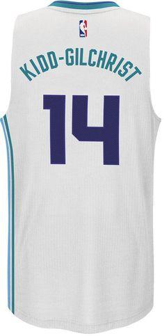 e6f7ace869b adidas Men s Michael Kidd-Gilchrist Charlotte Hornets Swingman Jersey  Michael Kidd Gilchrist
