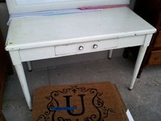 great vintage table
