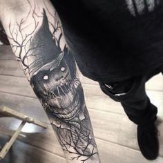 #Scarecrow do lucas valeu man #Halloween