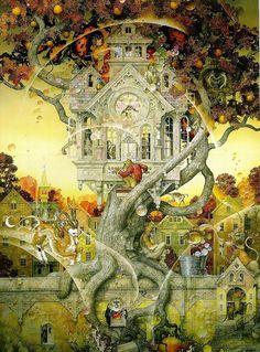 daniel merriam art | Daniel Merriam: The Impetus Of Dreams | Art Artists | PaperStreet ...Make a neat jigsaw puzzle.