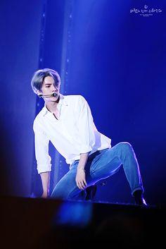 150905 #Sehun @ DMC Festival Kpop Super Concert Credit: Kai_sh94