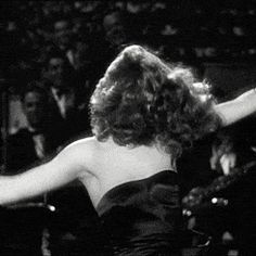 rita hayworth 23 Classic Hollywood GIFs That Are Better Than A Time Machine