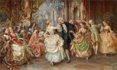 Золотой ВЕК |  Luigi Cavalieri (Italian, 19th Century)