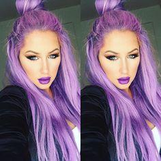 Purple Chrisspy