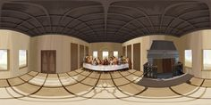 The Last Supper in VR by Nat Nat Tanachodwattanasiri Last Supper, Surreal Art, New Media, Vr, Virtual Reality, Ceiling Lights, Pictures, Home Decor, Photos
