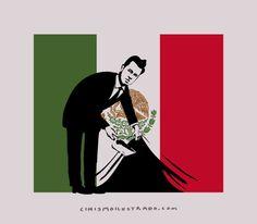 El espíritu de los cínicos: Presidentes a la Banksy #EPN #México