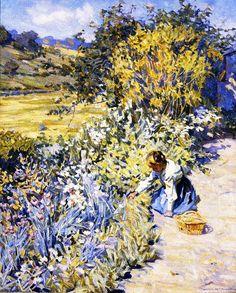 Gathering Flowers (H