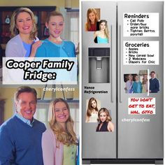 "13.8k Likes, 632 Comments - Riverdale Confessions (@cherylconfess) on Instagram: ""I thought making what's on the Riverdale families' fridges would be an interesting idea Here is…"""