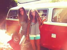 Tone it up girls with a RED VW beep beep!