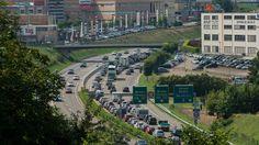 Verkehrswachstum bringt Strasse und Schiene an die Grenzen - News - SRF