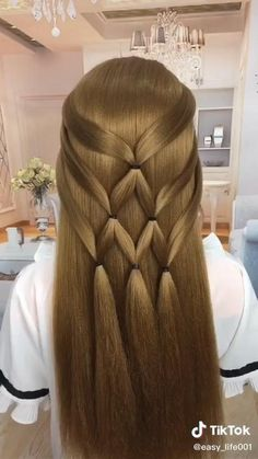 Split End Treatment, Up Hairstyles, Hairdos, Hair Up Styles, Colored Hair Tips, Latest Hair Color, Long Hair Video, Split Ends, Hair Videos