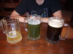 Uvarte si žihľavové pivo. Beer, Mugs, Tableware, Root Beer, Ale, Dinnerware, Tumblers, Tablewares, Mug