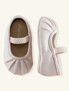 adorable ralph lauren shoes for infants.