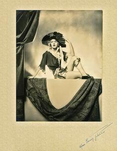 "Ziegfeld Girl: Kay English ~ Performed in The Ziegfeld Follies of 1925 and 1931, The Ziegfeld musicals ""No Foolin'"" (1926), ""Rio Rita"" (1927-1928) and ""Show Girl"" (1929). Photo: Alfred Cheney Johnston."