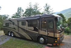 2002 Monaco Dynasty Baroness for sale by owner RV Registry. http://www.rvregistry.com/used-rv/1009435.htm