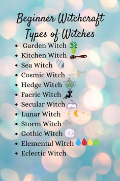 Witch Spell Book, Witchcraft Spell Books, Types Of Witchcraft, Wiccan Magic, Wiccan Witch, Magic Spells, Witchcraft Spells For Beginners, Witch Rituals, Types Of Magic