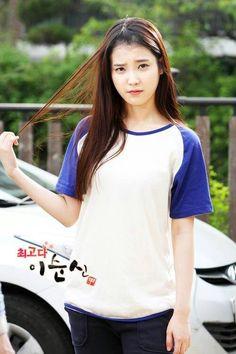 "IU in ""You're The Best, Lee Soon Shin"" official still Eun Ji, Iu Hair, Lee Young, Korean Actresses, Cute Korean, Korean Outfits, Korean Singer, Kpop Girls, Asian Beauty"