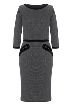 Cute work dress CLICK THE PIC and Learn how you can EARN MONEY while still having fun on Pinterest