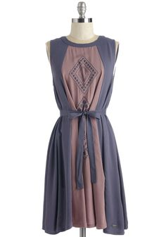 Market and Caboodle Dress