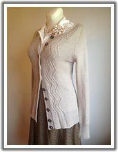 Ravelry: Alpine Cardigan pattern by schneckenstrick