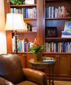 How to organize your home book collection.
