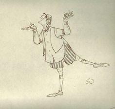 15 Best Original Disney Sketches Images