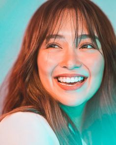 Kathryn Bernardo Photoshoot, Kathryn Bernardo Outfits, Gabbi Garcia Instagram, Boyfriend Photos, Creative Shot, Daniel Padilla, Ford, Fringe Hairstyles, Face Hair