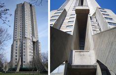 Derwent Tower