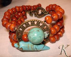 bracelet 19D by KirkaLovesJewels