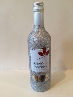 Swarovski Glitter Bottle By Anna-Maria