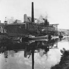 Groningen suikerfabriek, 1960