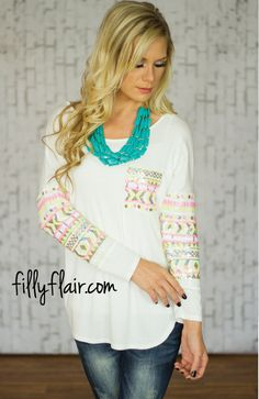 Joan of Arc in Ivory and Pink - Your favorite in an awesome color for spring!