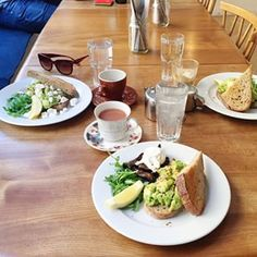 The brunches and avocado sandwiches from Greasy Spoon | 29 Of The Best Cheap Eats In Stockholm